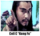 Cell C Kung Fu